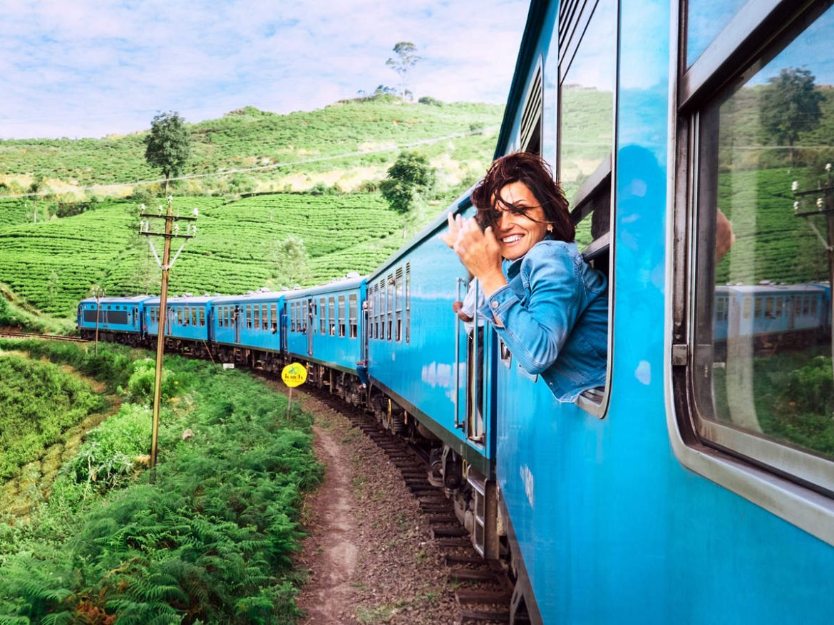 How you Can Make Traveling by Train More Comfortable