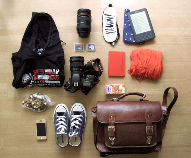 Travelling Essentials Everyone Needs in Their Bag